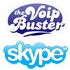 Logo Skype The Voip Buster